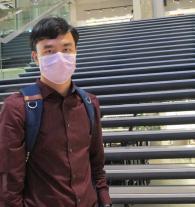 Eddy, tutor in Tsuen Wan